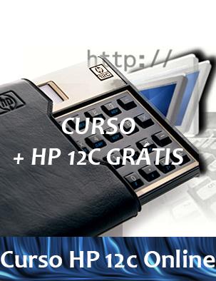 curso hp12c com calculadora no celular