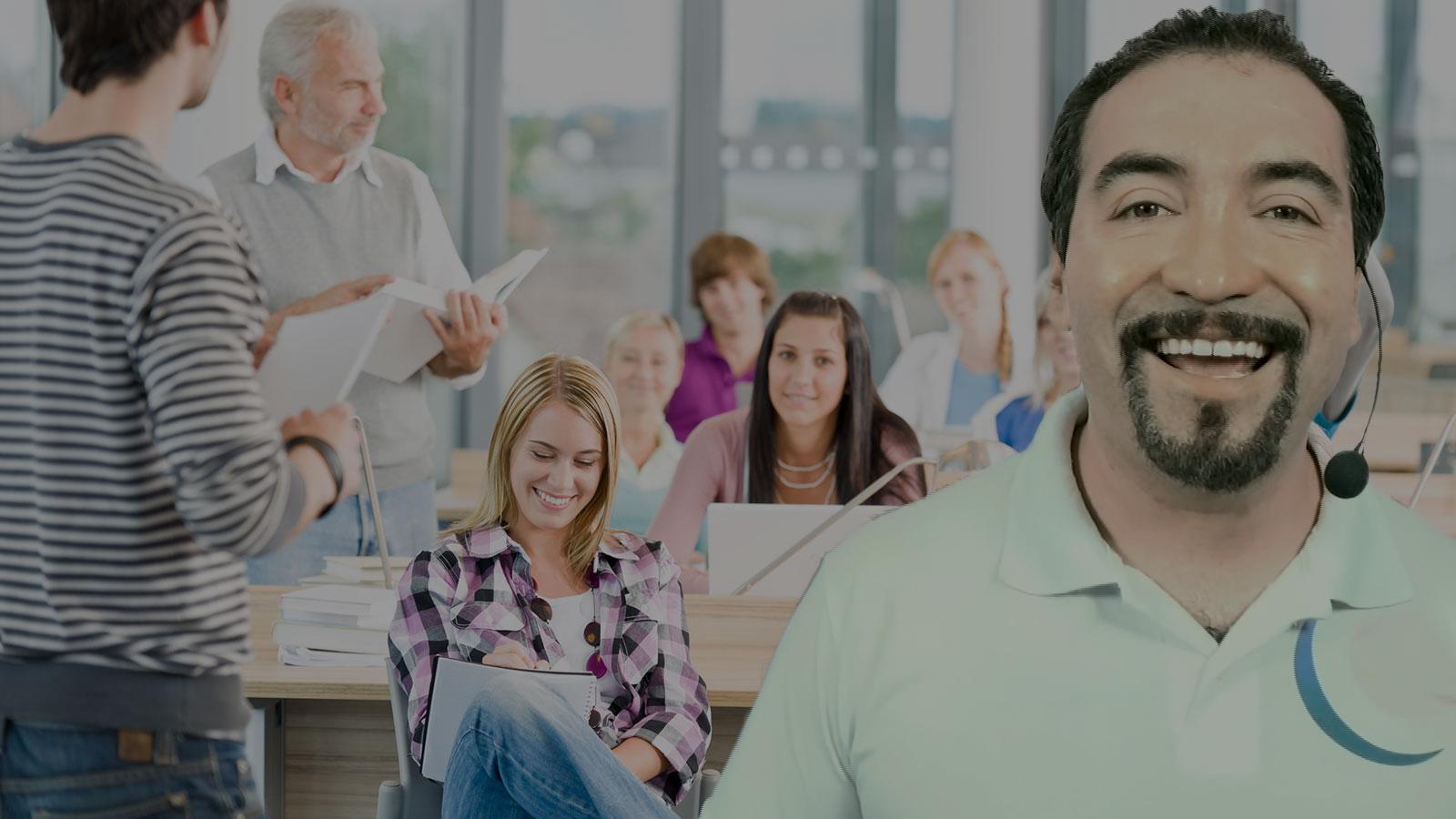 professor alunos cebesa