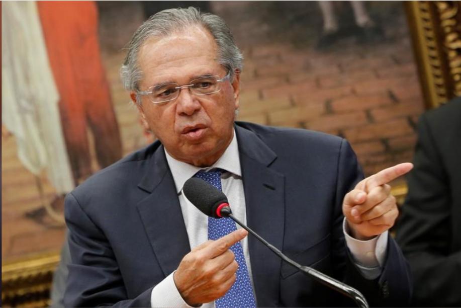 Todos os bancos públicos terão que devolver dinheiro à União neste ano, diz Guedes